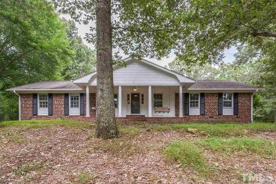 Wake Forest NC Single Family Home For Sale: $600,000