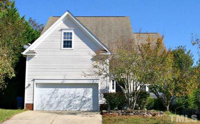 Wakefield Single Family Home For Sale: 2443 Stately Oaks Drive