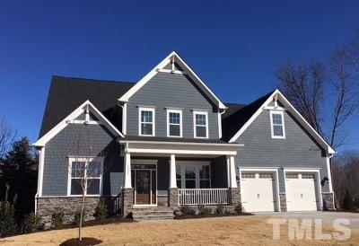 Rolesville Single Family Home Pending: 3028 Freeman Farm Way