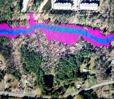 Wake County Residential Lots & Land For Sale: 7100 Carpenter Fire Station Road