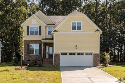 Single Family Home Contingent: 8140 Wheeler Woods Drive