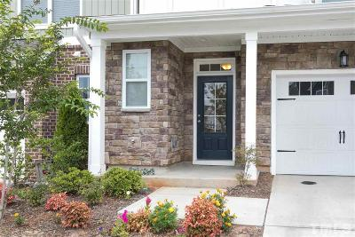 Cary Single Family Home For Sale: 4214 Vallonia Drive