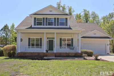 Cary Single Family Home For Sale: 105 Kelly Springs Court