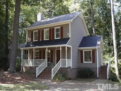 Woodcroft Single Family Home For Sale: 2 Briarfield Court