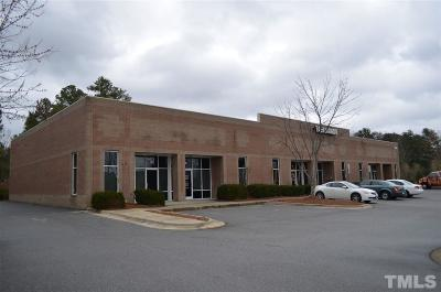 Knightdale Commercial For Sale: 1104 Great Falls Court