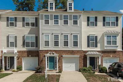 Morrisville Townhouse Contingent: 307 Sutter Gate Lane