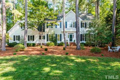 Lochmere Single Family Home Contingent: 101 Deer Park Lane
