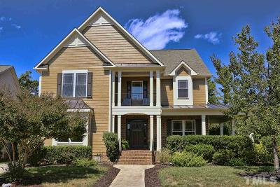 Chapel Hill Single Family Home For Sale: 12025 Wicker Drive