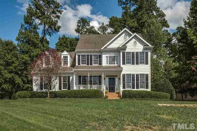 Raleigh Single Family Home For Sale: 8412 Fountain Park Drive