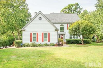 Cary Single Family Home For Sale: 105 Durington Place