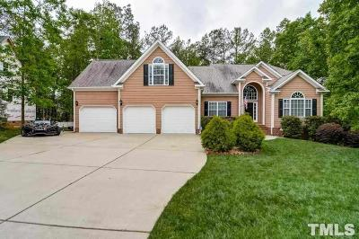 Johnston County Single Family Home For Sale: 183 Old York Circle
