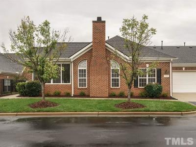Cary Condo Contingent: 1112 Thistle Briar Place #A