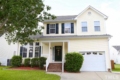 Raleigh Single Family Home For Sale: 4036 Mackinac Island Lane