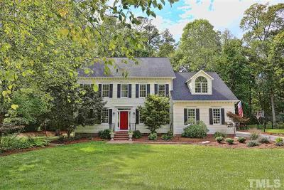 Chapel Hill Single Family Home Pending: 210 Stratford Drive