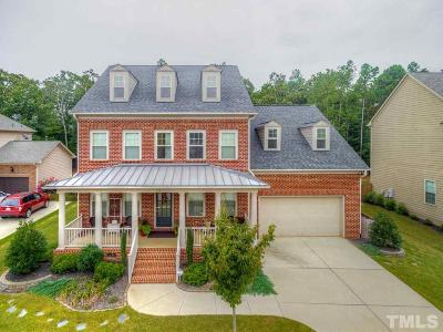 Apex Single Family Home For Sale: 117 Feathercrest Lane