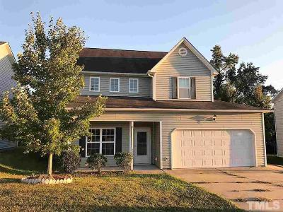 Raleigh Single Family Home Contingent: 5206 Chipstone Drive