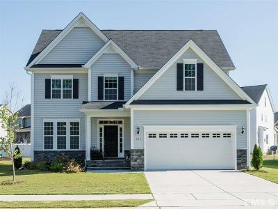 Grays Creek Single Family Home For Sale: 514 Crimson Oak Lane