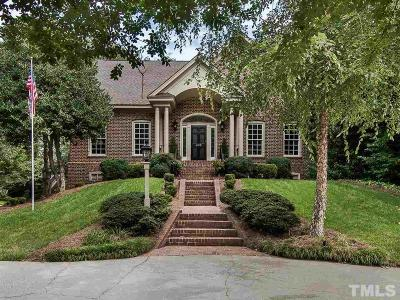 Raleigh Single Family Home For Sale: 309 Cambridge Woods Way