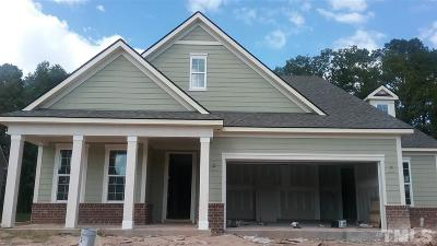 Durham County Single Family Home For Sale: 1112 Pulitzer Lane #Lot 143