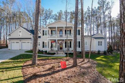 Clayton Single Family Home For Sale: 102 Isle Of Hope Circle