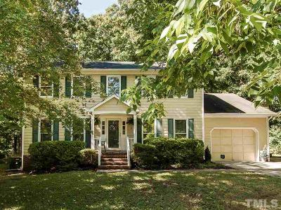 Durham Single Family Home For Sale: 5 Brown Bark Court