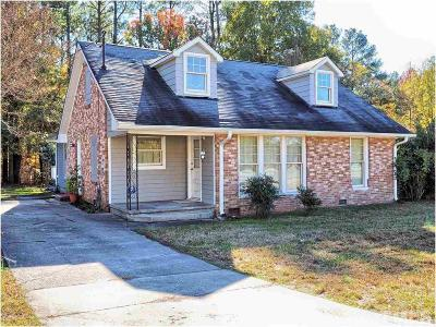 Chapel Hill Single Family Home For Sale: 1736 Legion Road