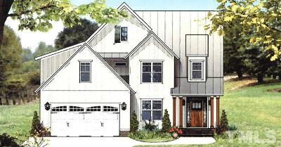 Zebulon Single Family Home For Sale: 76 Sweet Birch Avenue