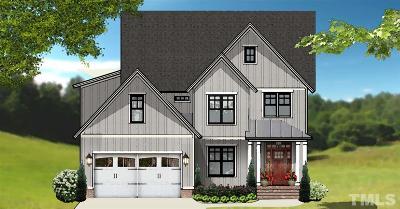 Zebulon Single Family Home For Sale: 130 Sweet Birch Avenue