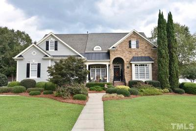 Harnett County Single Family Home For Sale: 106 Windsor Drive