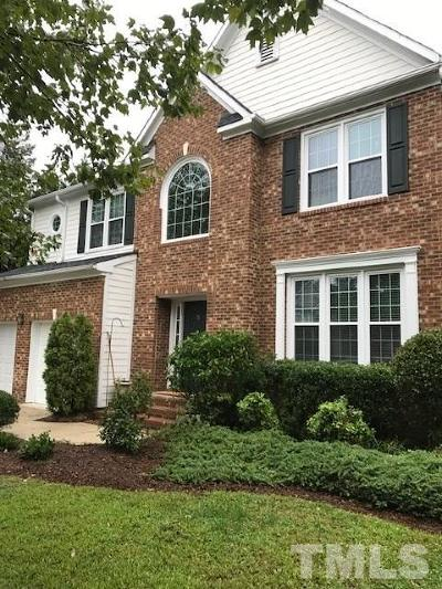 Hope Valley Farms Single Family Home For Sale: 8 Eagle Ridge Court