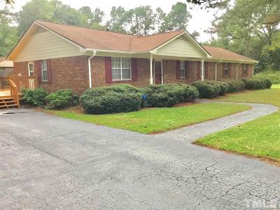 Knightdale Single Family Home For Sale: 2630 S Smithfield Road