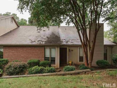 Cary Townhouse Pending: 110 Twin Oaks Place