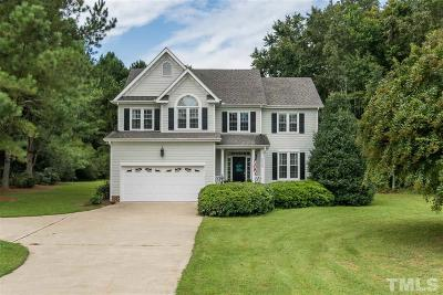 Zebulon Single Family Home For Sale: 2529 Huntdale Trail