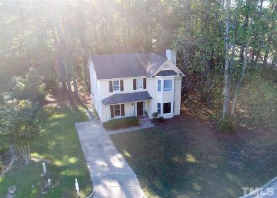 Raleigh Single Family Home For Sale: 5400 Tatten Hoe Court