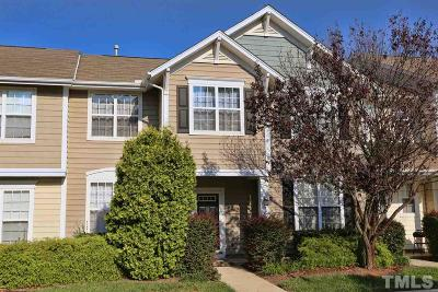 Morrisville Townhouse Pending: 412 Colwick Lane