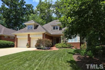Chapel Hill Single Family Home For Sale: 60142 Davie