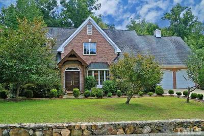 Chapel Hill Single Family Home For Sale: 442 Deming Road