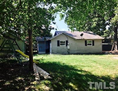 Durham Single Family Home For Sale: 2704 Rochelle Street