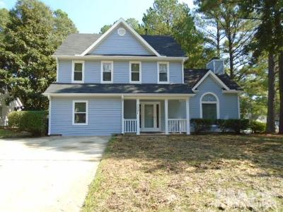 Raleigh Single Family Home For Sale: 5321 Northpines Drive