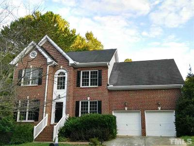Chapel Hill Single Family Home For Sale: 301 Sylvan Way