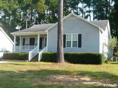 Knightdale Single Family Home Contingent: 1053 Mailwood Drive