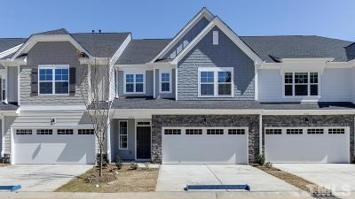 Cary Townhouse For Sale: 1034 Laurel Twist Road