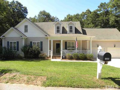 Raleigh Single Family Home For Sale: 1305 Taylor Farm Road