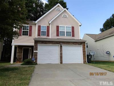 Wake County Single Family Home For Sale: 1021 Lombar Street