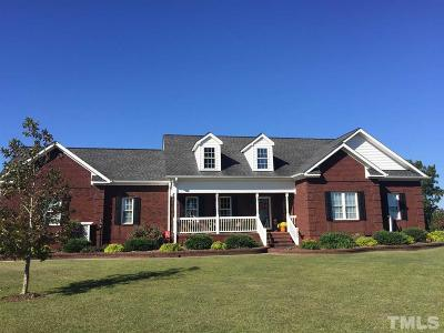 Smithfield NC Single Family Home For Sale: $329,900