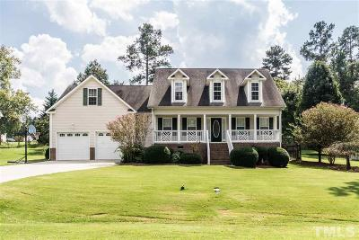 Clayton NC Single Family Home For Sale: $294,900