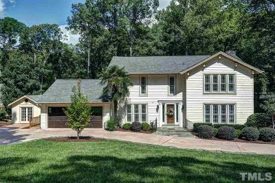 Cary Single Family Home For Sale: 510 Queensferry Road