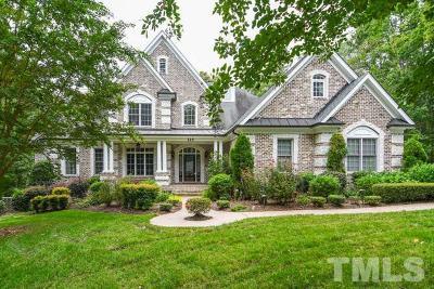 Chapel Hill Single Family Home For Sale: 225 Ocoee Falls Drive
