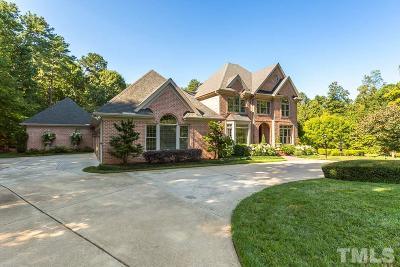 Wake County Single Family Home For Sale: 1300 Kings Grant Drive