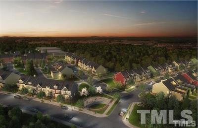 Wake County Townhouse Contingent: tobeadded To Be Added